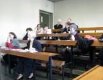 Des participantes attentives