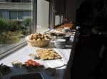 Pause-buffet
