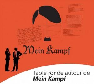 affiche Mein Kampf UBM